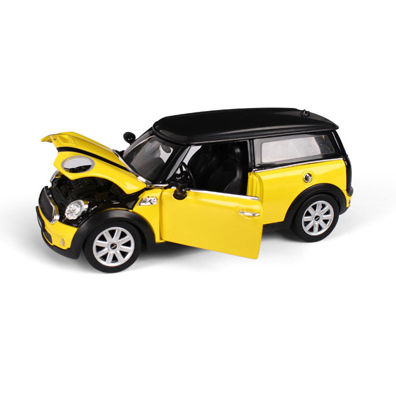 Rastar 1:24 MINI BMW Alloy Simulation Car Models Toys For Children
